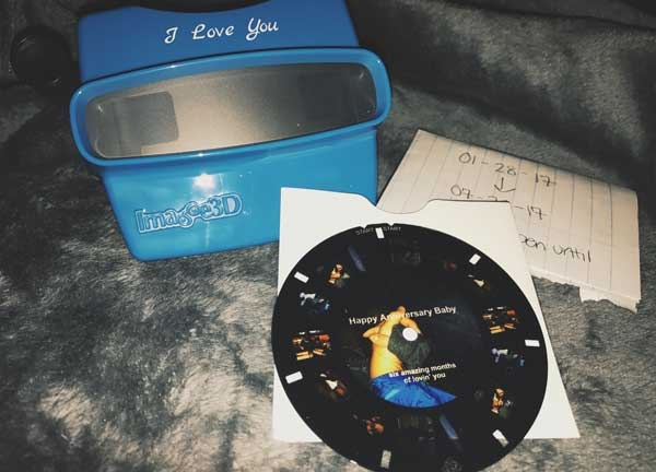 A Custom Reel is the Perfect Anniversary Gift