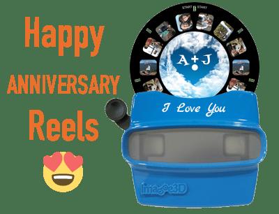 Happy Anniversary Reels