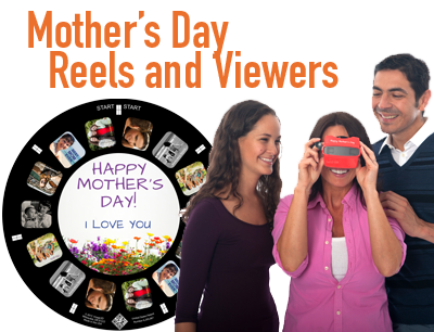 Surprise mom with a unique reel for Mother's Day