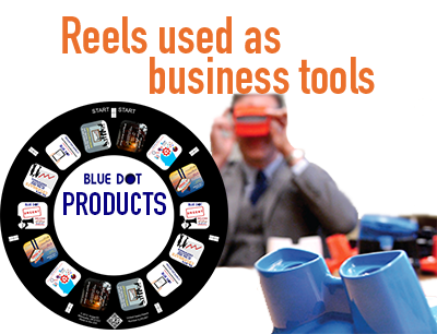 Marketing, sales, and incentives are great ideas to put on a custom reel for your business