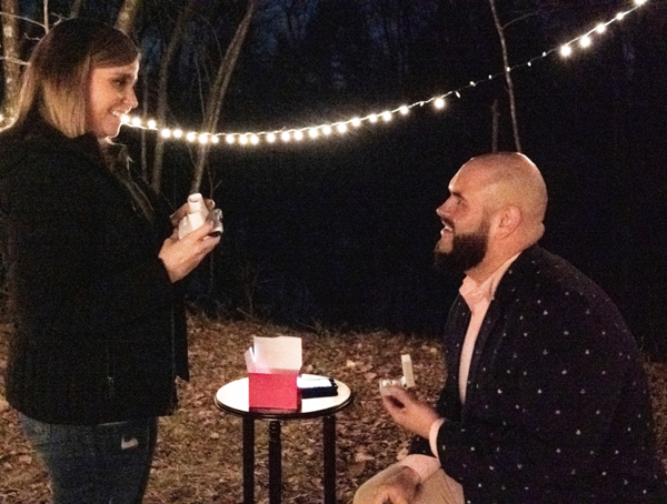 Nick uses a custom RetroViewer to propose