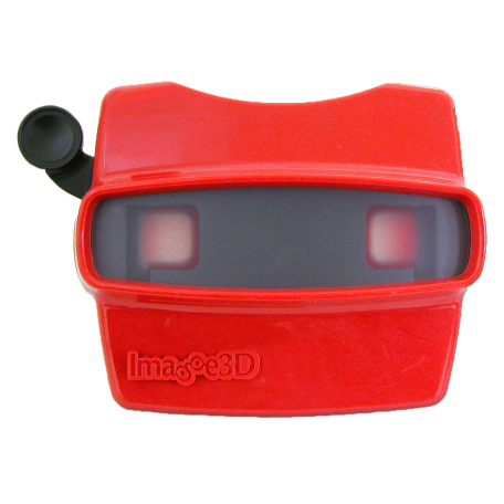 Gift Sets comes with a nostalgic Red RetroViewer