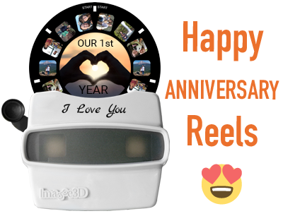 Happy Anniversary Reels