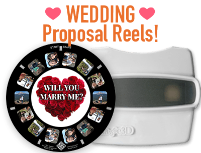 Wedding Proposal Reels