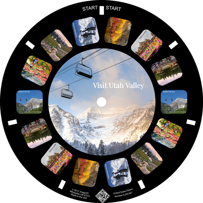 Utah entices tourists with a custom reel showing off the state