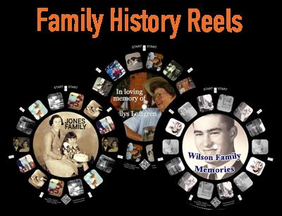 Family history reels