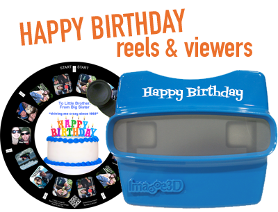 Say Happy Birthday with a custom RetroViewer