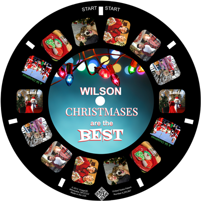 A fun reel remembering past Christmases