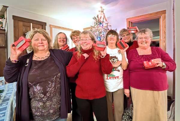 Everyone loves a custom RetroViewer on Christmas