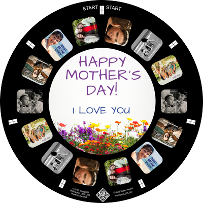 Make a reel for mom this Mother's Day