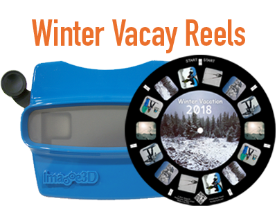 Winter Vacation Reels