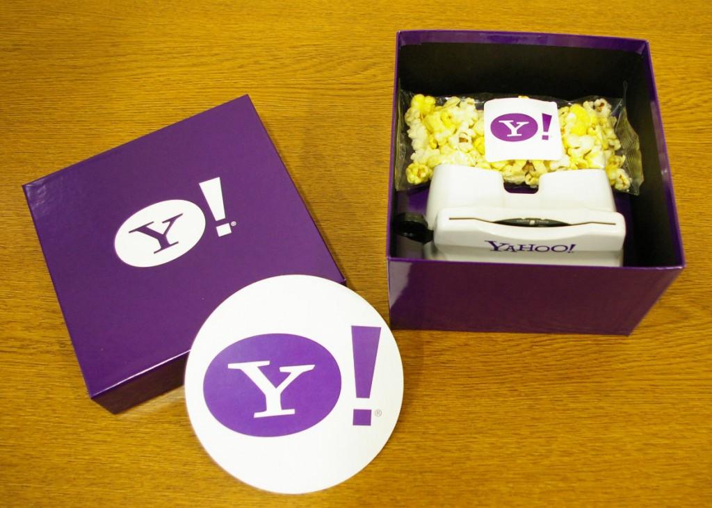 Yahoo! Custom Box Set