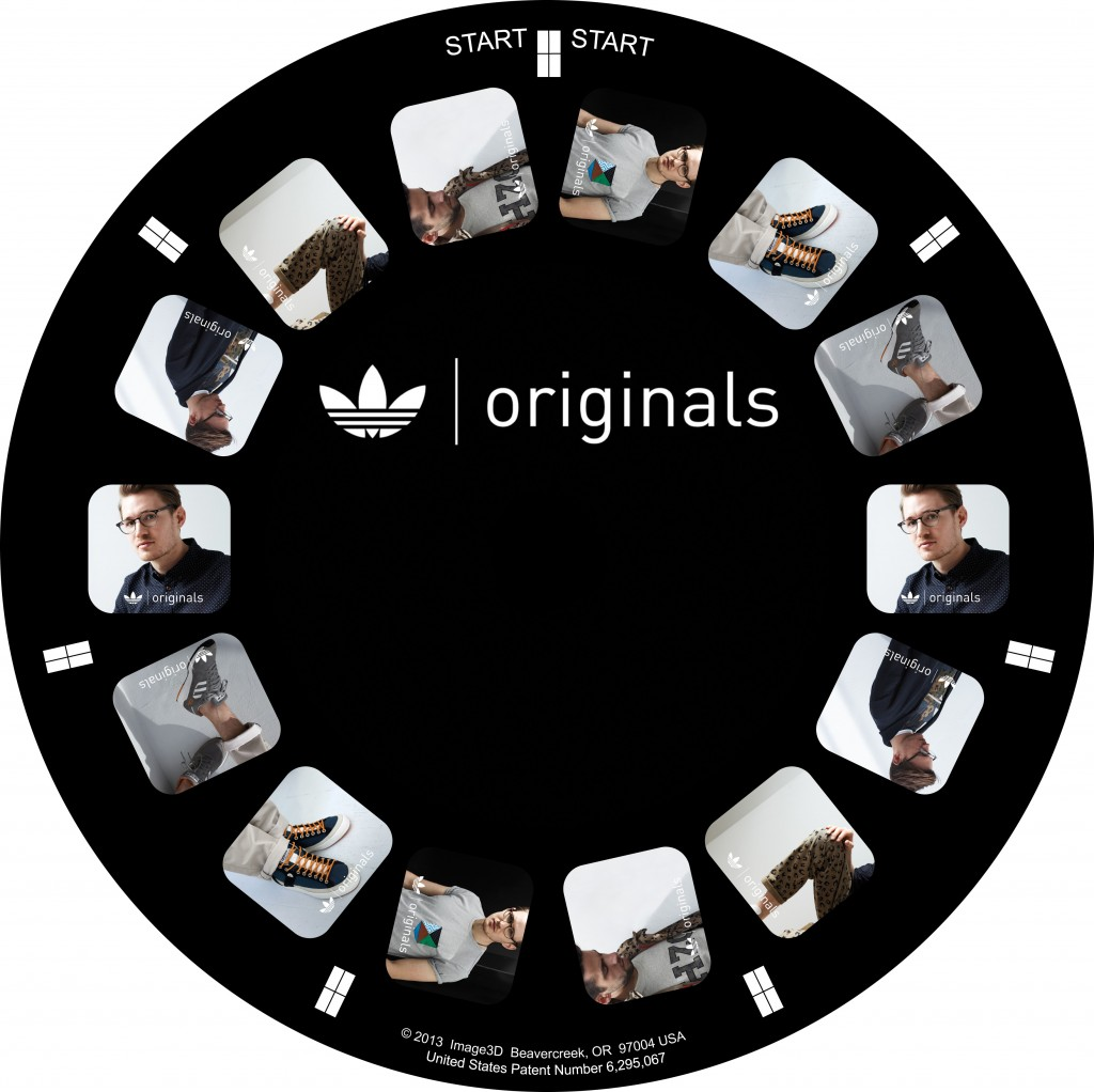 Adidas Custom Reel