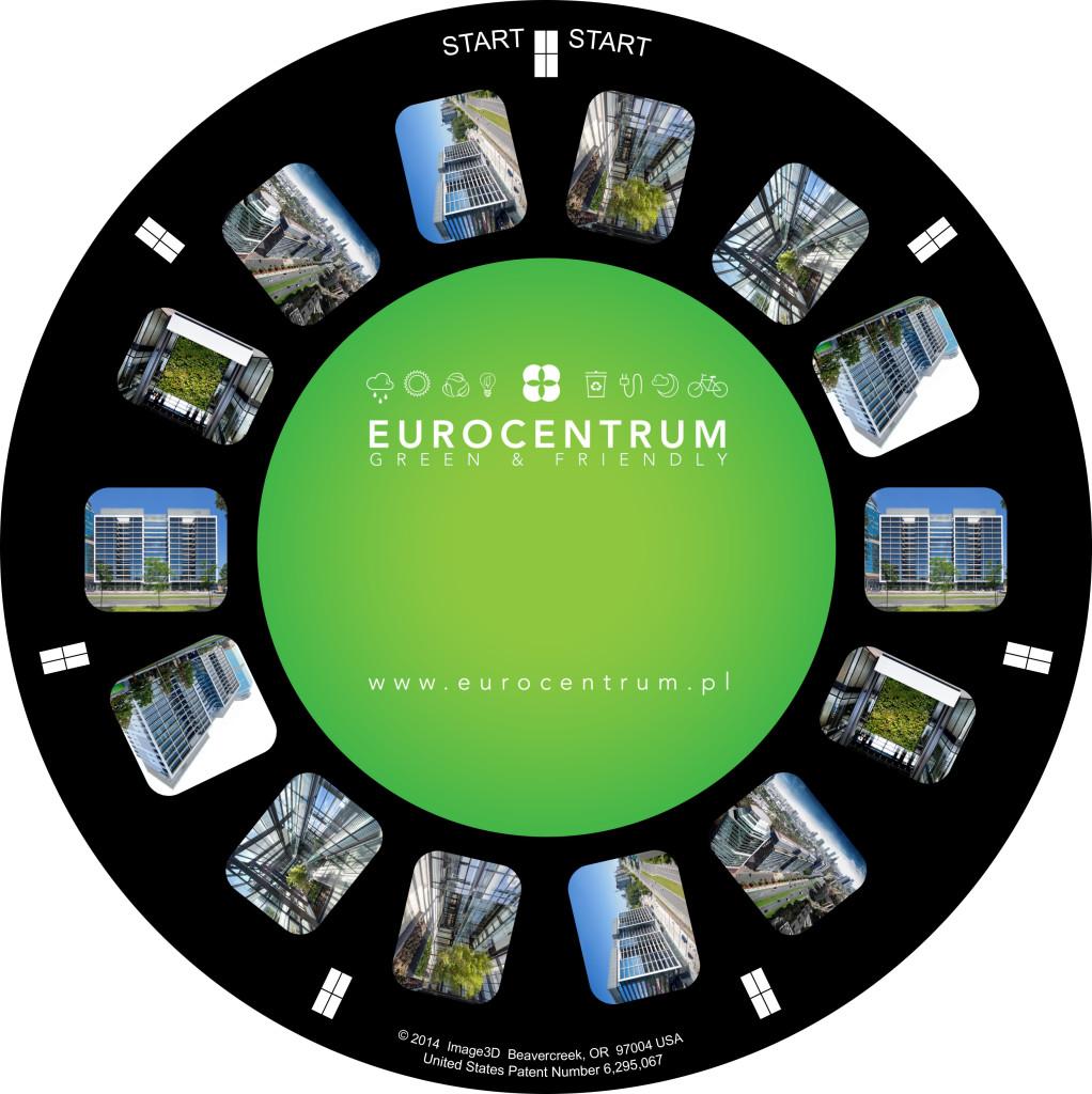 Eurocentrum Office Complex Reel made by Grupa Capital Park