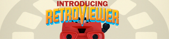 Introducing RetroViewer by Image3D!