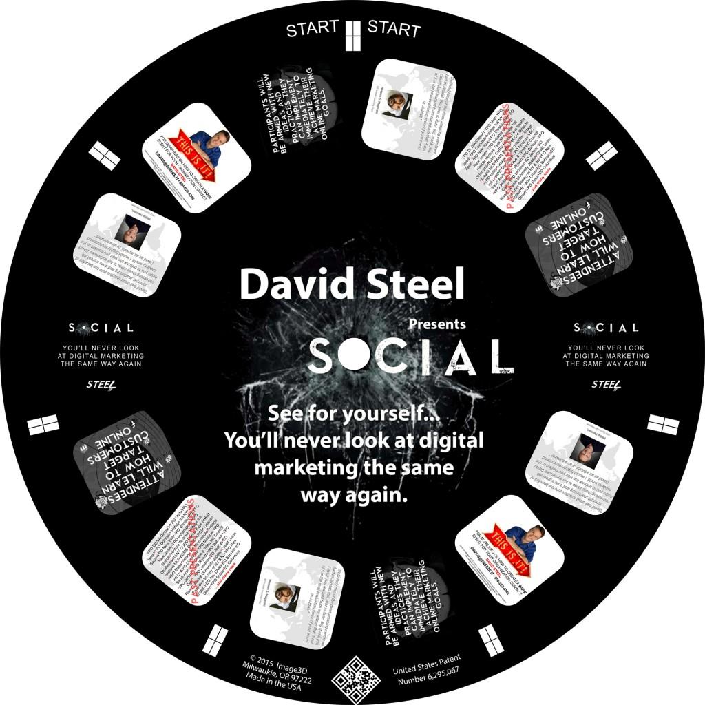 David Steel Sneeze It Reel