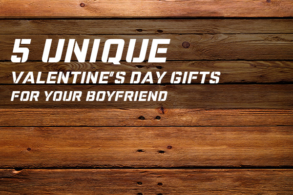 5 Unique Valentine S Day Gifts For Your Boyfriend Image3d