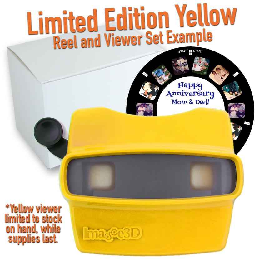 Fun New Yellow Viewers
