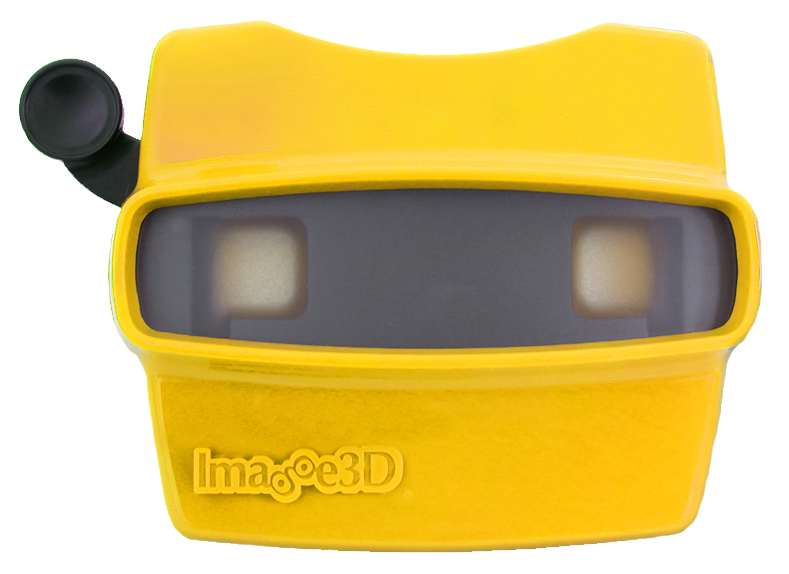 Limited Edition Yellow Viewers