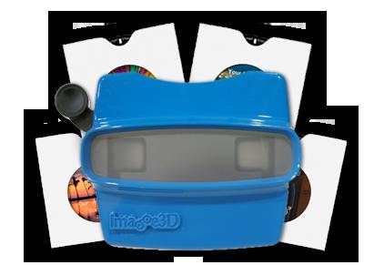 RetroViewer with 4 custom reels
