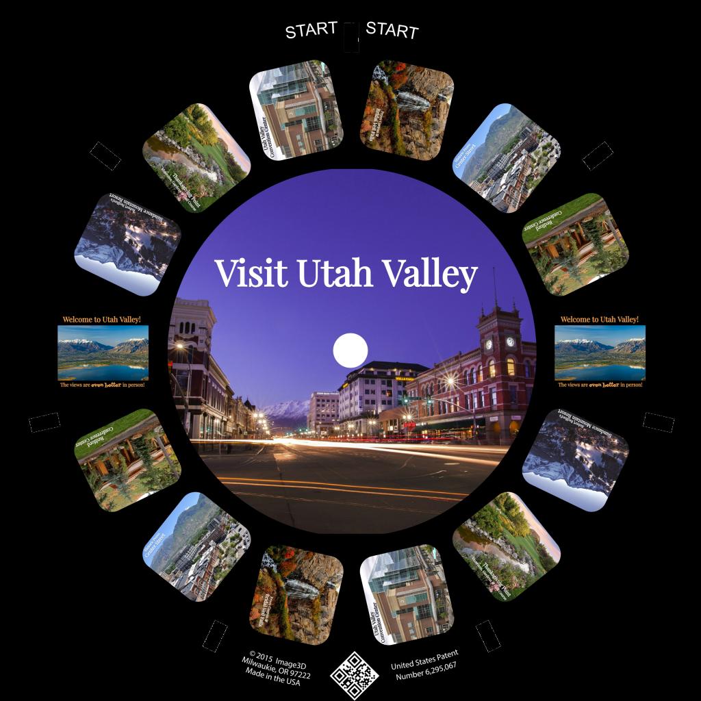 Visit Utah Custom RetroViewer Reel 1