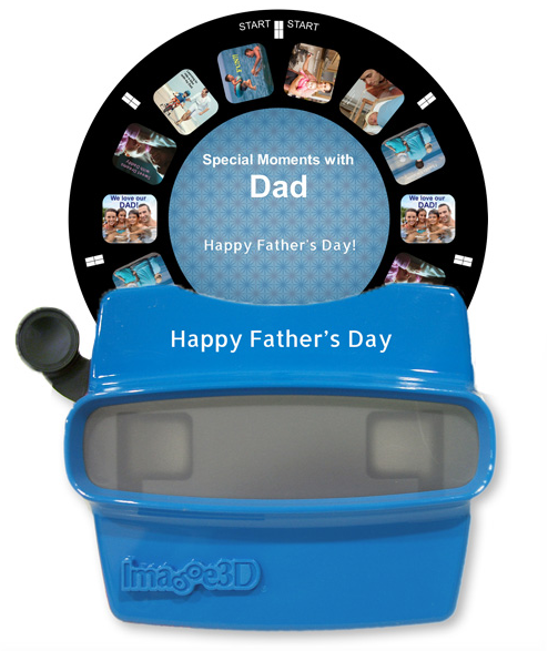 Unique photo gifts for Dad