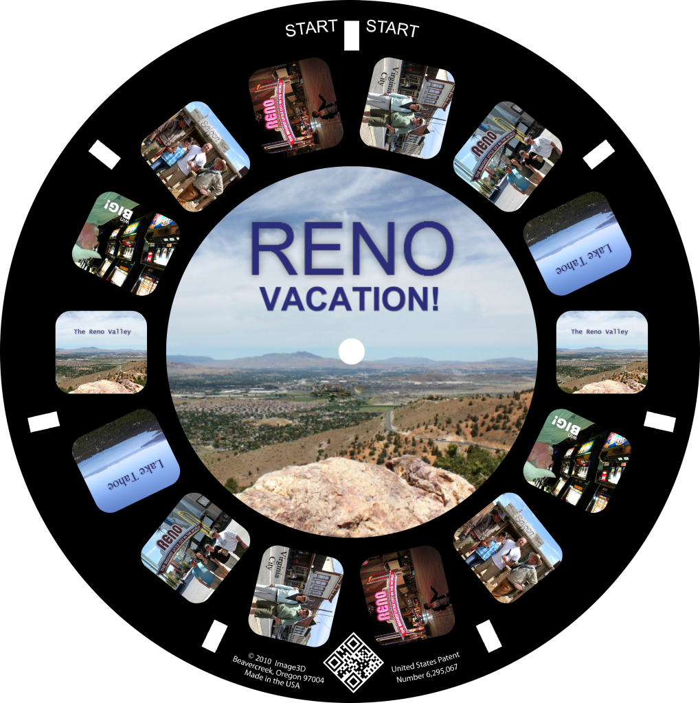 vacation reel viewer