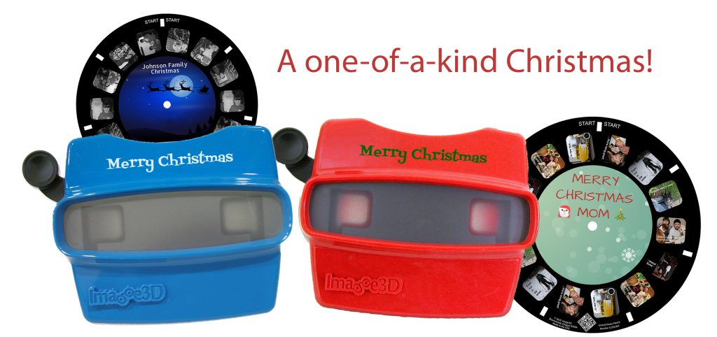 A One of a Kind Christmas with RetroViewer