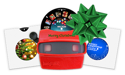 A custom RetroViewer makes a perfect gift!