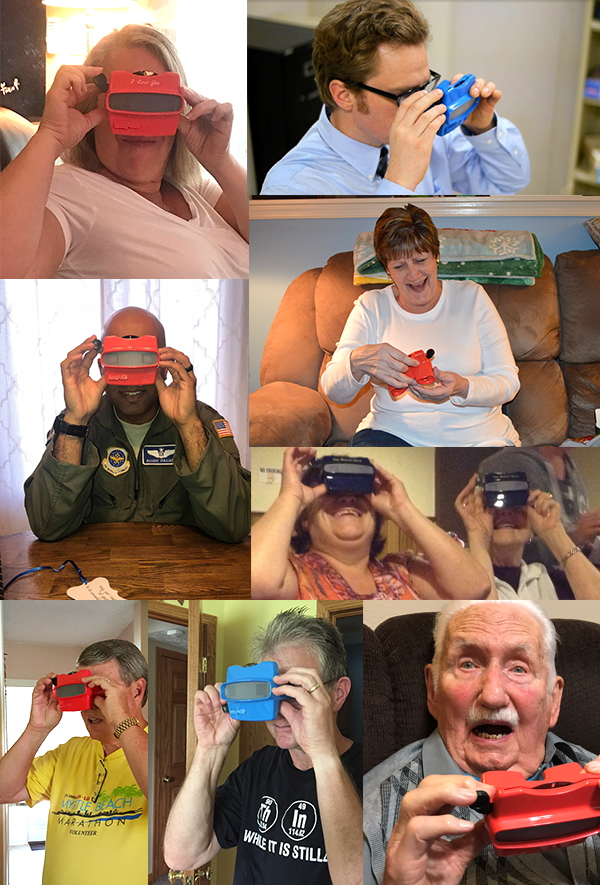 Adults love RetroViewer