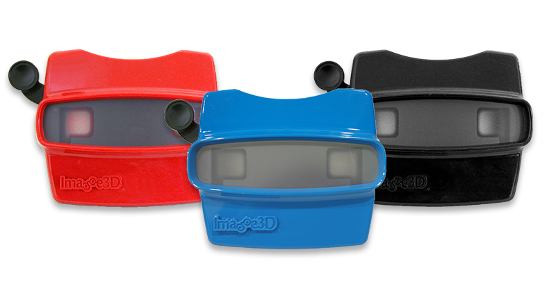 RetroViewers come in multiple colors!