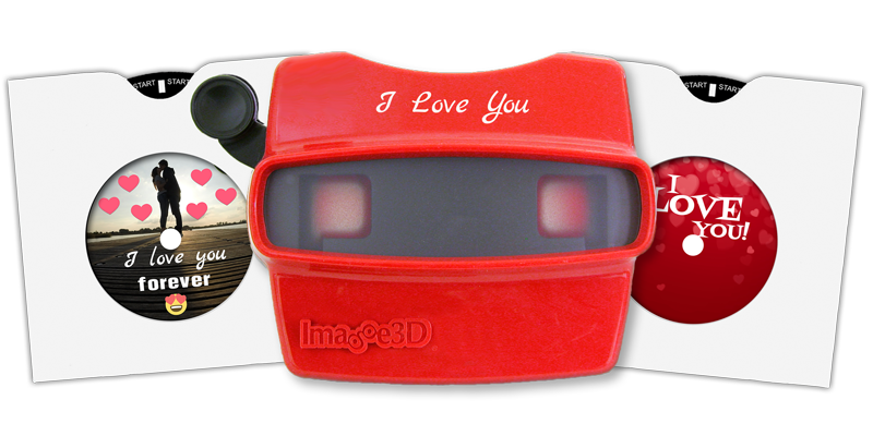 Give your loved one a custom RetroViewer!