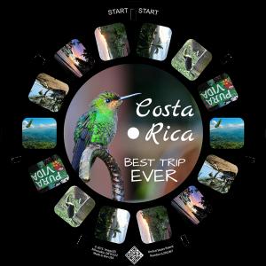 A trip to Costa Rica on a custom reel