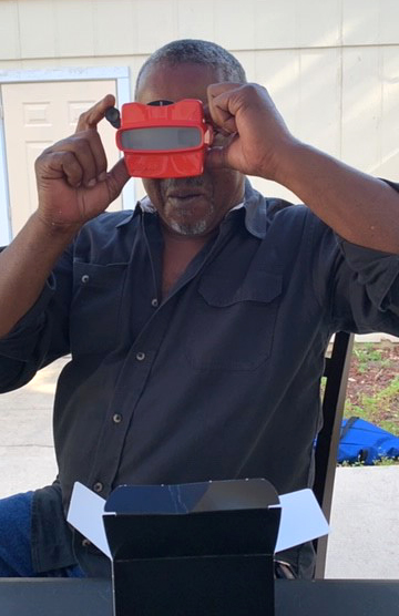 This Dad said that the RetroViewer is his most treasured gift from his daughter!
